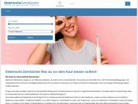elektrische-zahnbürsten.com