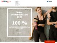 3lifegym.de Webseite Vorschau