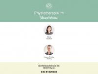 physio-graefekiez.de Webseite Vorschau