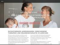 physio-mutterkind73.de Webseite Vorschau