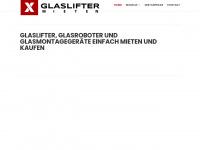 glasliftermieten.de Webseite Vorschau