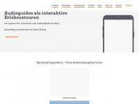 locandy.com Webseite Vorschau