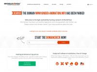 kinder-animation.info Webseite Vorschau