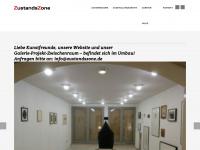 zustandszone.de Webseite Vorschau