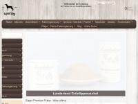 4yourdog.ch Webseite Vorschau