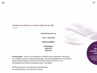 physio-leibnitz.at Webseite Vorschau