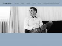 konradhuber.at Webseite Vorschau