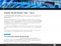 Mobiler-wlan-router-test.de