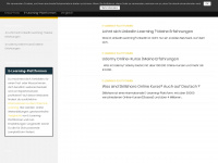 E-learning-plattformen.de