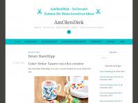 amolendiek.wordpress.com Webseite Vorschau