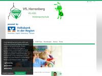 kindersportschule-herrenberg.de Webseite Vorschau