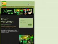 xgreen-food.com Webseite Vorschau