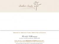 ballettstudio-ost.de Webseite Vorschau