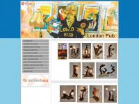 londonpub-lampertheim.de Webseite Vorschau