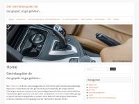 getriebespueler.de Webseite Vorschau