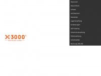 x3000.eu Webseite Vorschau