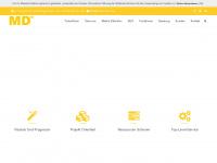 mobiledefinition.net Webseite Vorschau