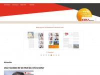 cdu-mombach.de Webseite Vorschau