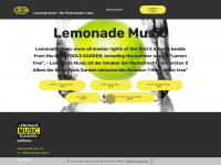 lemonade-music.com
