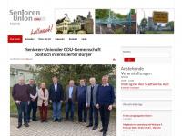 seniorenunion-huerth.de