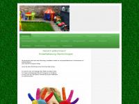 kinderbetreuung-sternschnuppe.de Webseite Vorschau