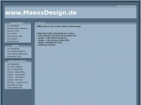 Maexxdesign.de