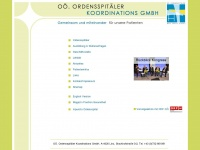 Ooe-ordensspitaeler.at