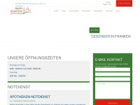 markt-apotheke-burghaslach.de