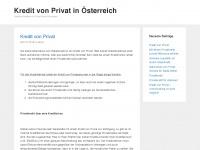 kredit-von-privat-osterreich.at
