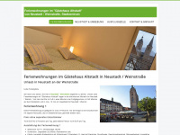 ferienwohnung-gaestehaus-altstadt.de
