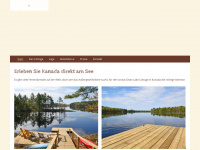 dean-lake-cottage.de Thumbnail