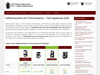 kaffeemaschine-mit-thermoskanne.eu