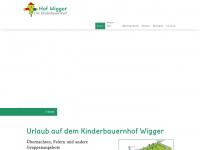 kinderbauernhofwigger.de Webseite Vorschau