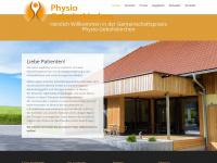 physio-geboltskirchen.at Webseite Vorschau