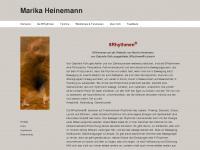 5rhythms-mahe.de Webseite Vorschau