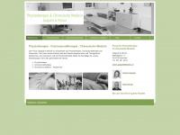 physio-gutgsell-michel.ch Webseite Vorschau