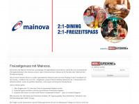 mainova-2fuer1.de Webseite Vorschau