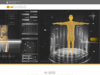 ki-sigs.de Webseite Vorschau