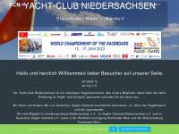 ycn-hannover.de Webseite Vorschau